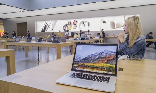 Apple to reopen five stores in Beijing for limited hours on 14th Feb